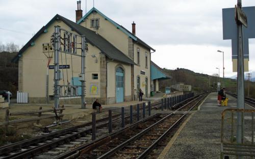 Estació de Font-Romeu
