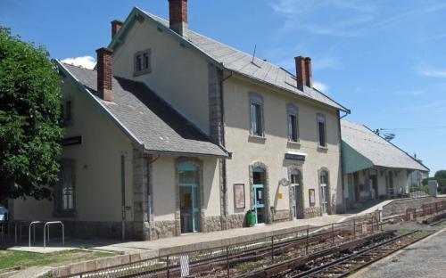 Estació de Montlluís - La Cabanassa