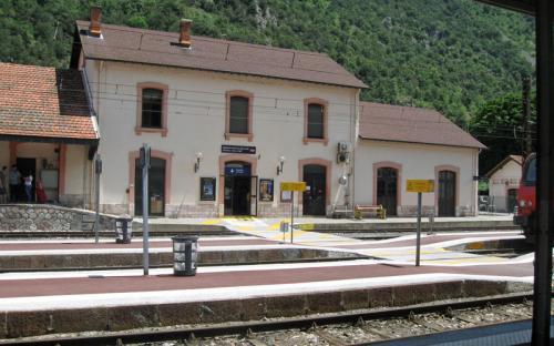 Estació de Vilafranca de Conflent - Vernet